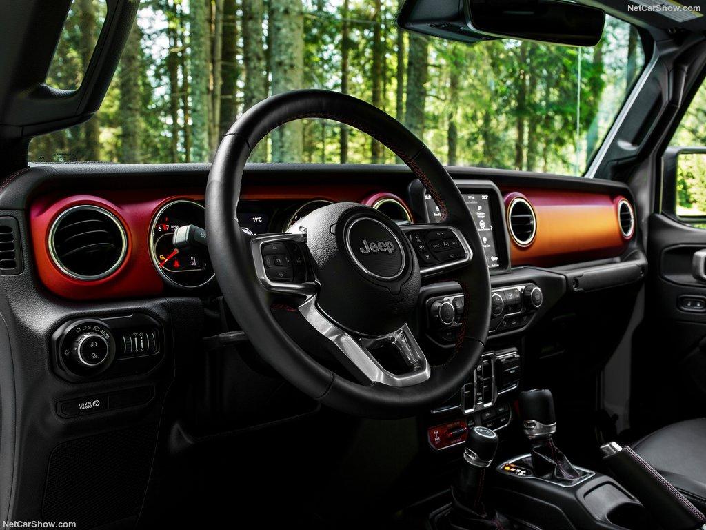 Jeep Gladiator EU Version 2020 1024 25