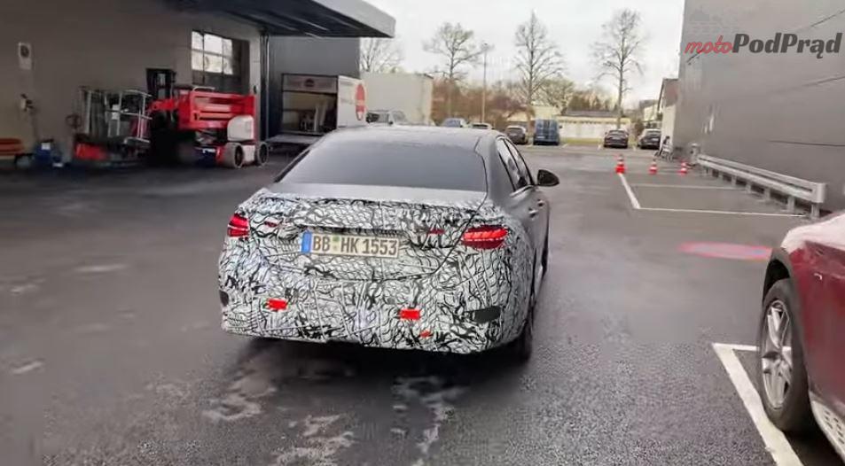 Mercedes Klasy C 1