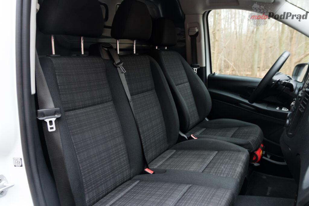 Mercedes – Benz eVito Furgon 111 – cale zycie na rezerwie 17 1024x683