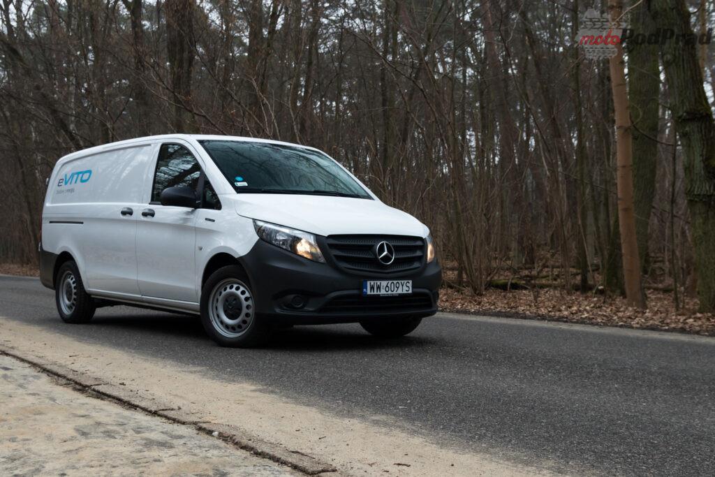 Mercedes – Benz eVito Furgon 111 – cale zycie na rezerwie 2 1024x683