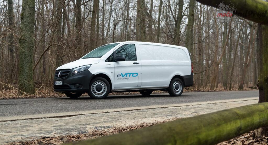 Mercedes – Benz eVito Furgon 111 – cale zycie na rezerwie 4 1024x555