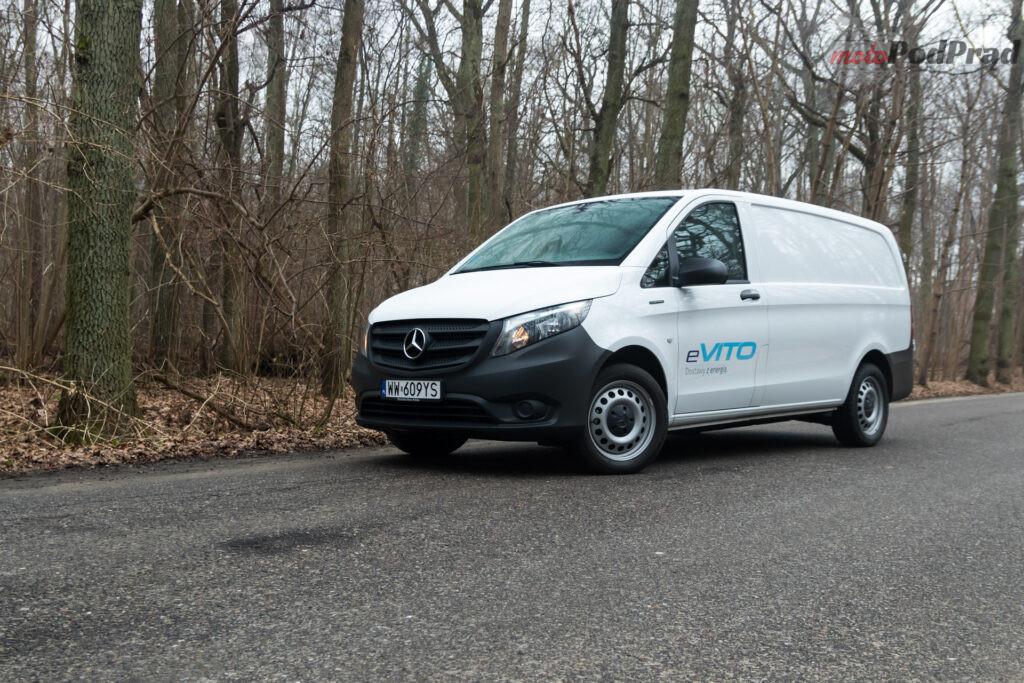 Mercedes – Benz eVito Furgon 111 – cale zycie na rezerwie 6 1024x683