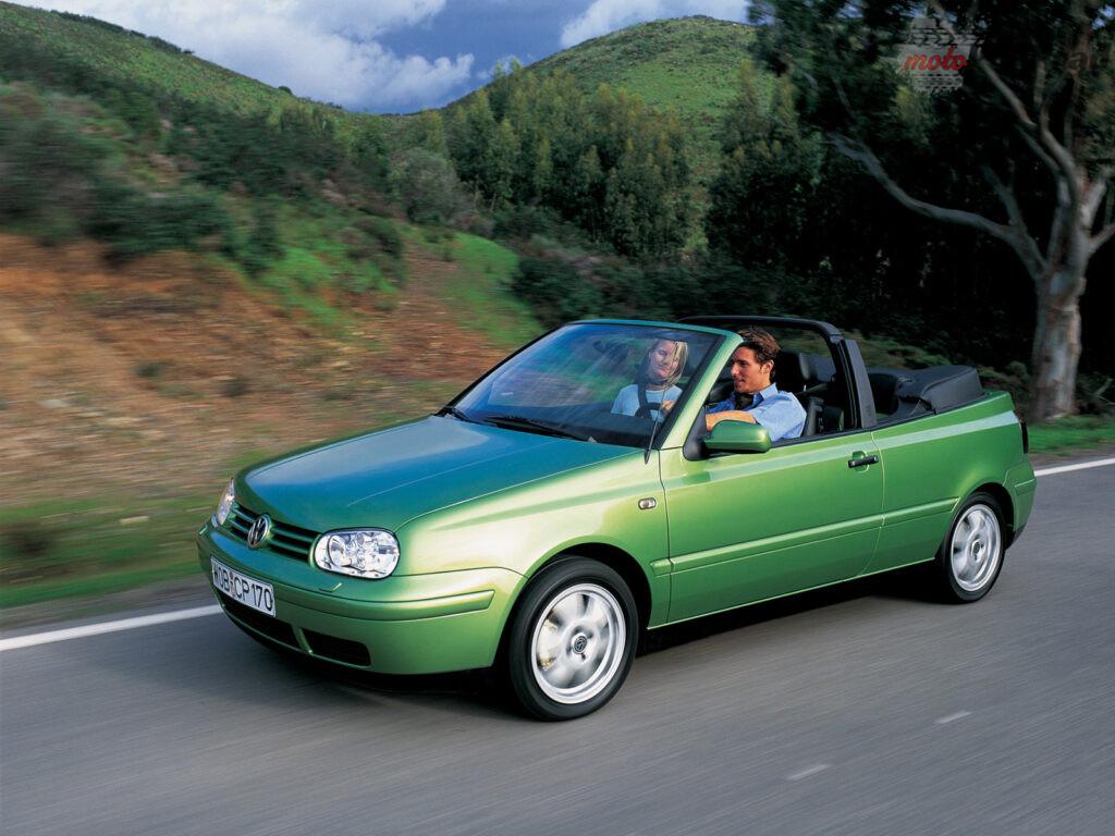 volkswagen golf cabrio 2.0 1024x768