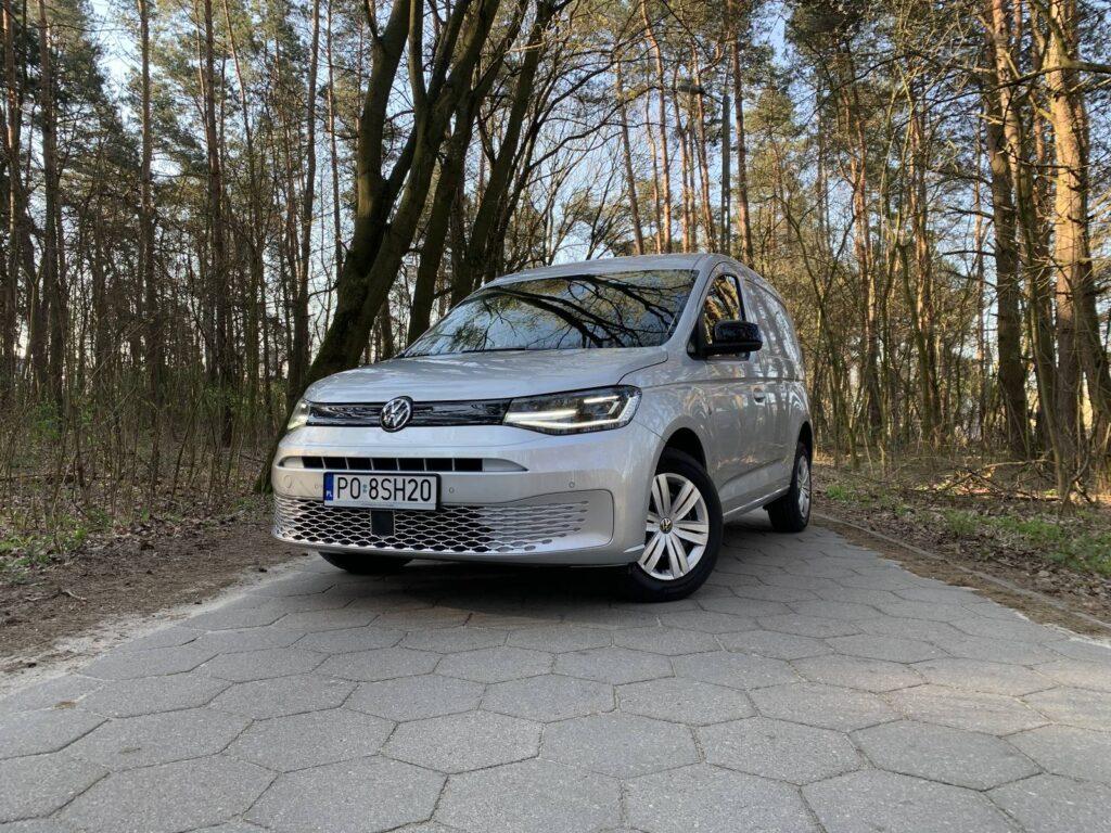 Volkswagen Caddy 2 1024x768