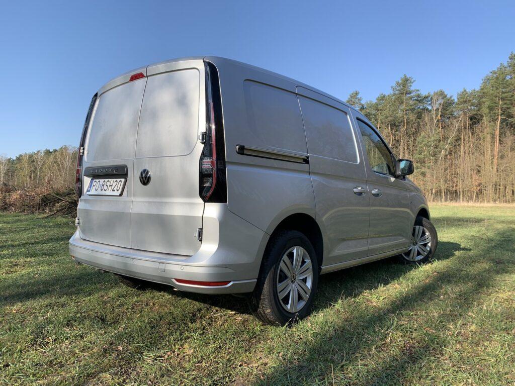 Volkswagen Caddy 35 1024x768
