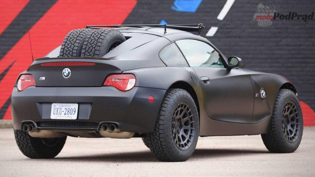 2007 bmw z4 m coupe safari spec for sale 2 1024x576
