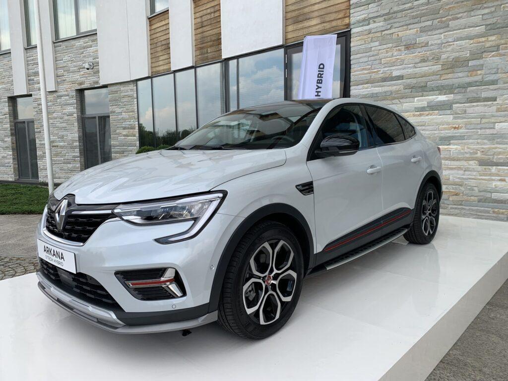 Renault Arkana Hybrid 2 1024x768