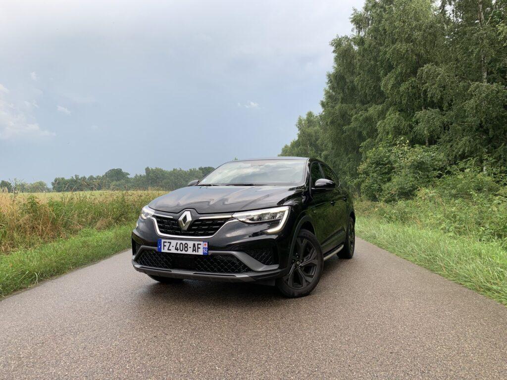 Renault Arkana Hybrid 7 1024x768