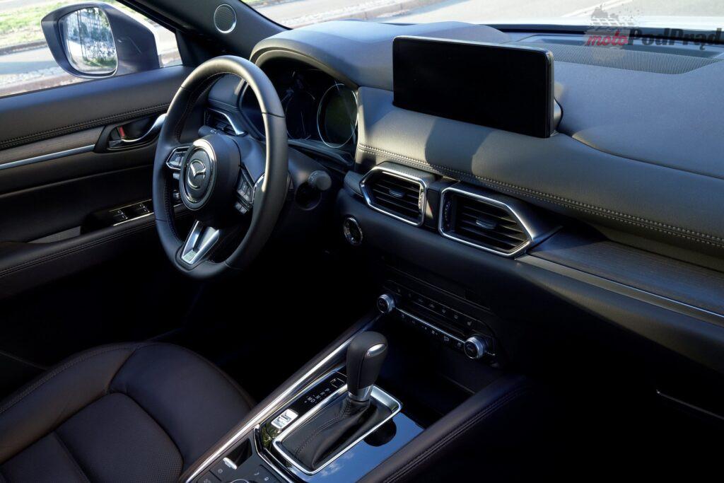 2022 Mazda CX 5 ENSO Wnetrze 3 1024x683