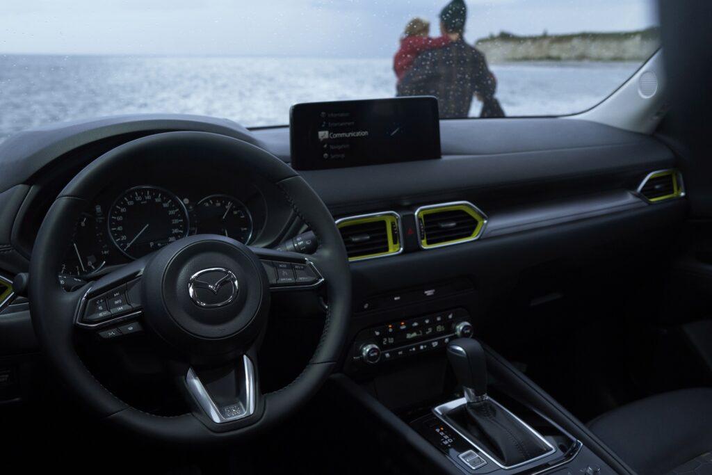 2022 Mazda CX 5 Newground Wnetrze 1 1024x683