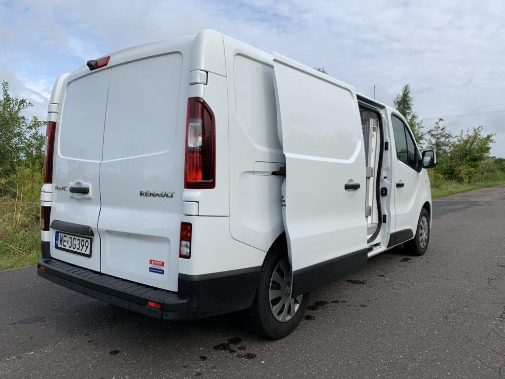 Renault Trafic Izoterma Szubert 8 1024x768