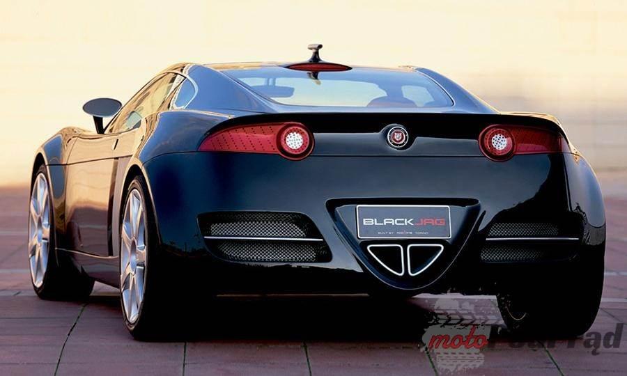 241 Jaguar Blackjag   unikat na sprzedaż