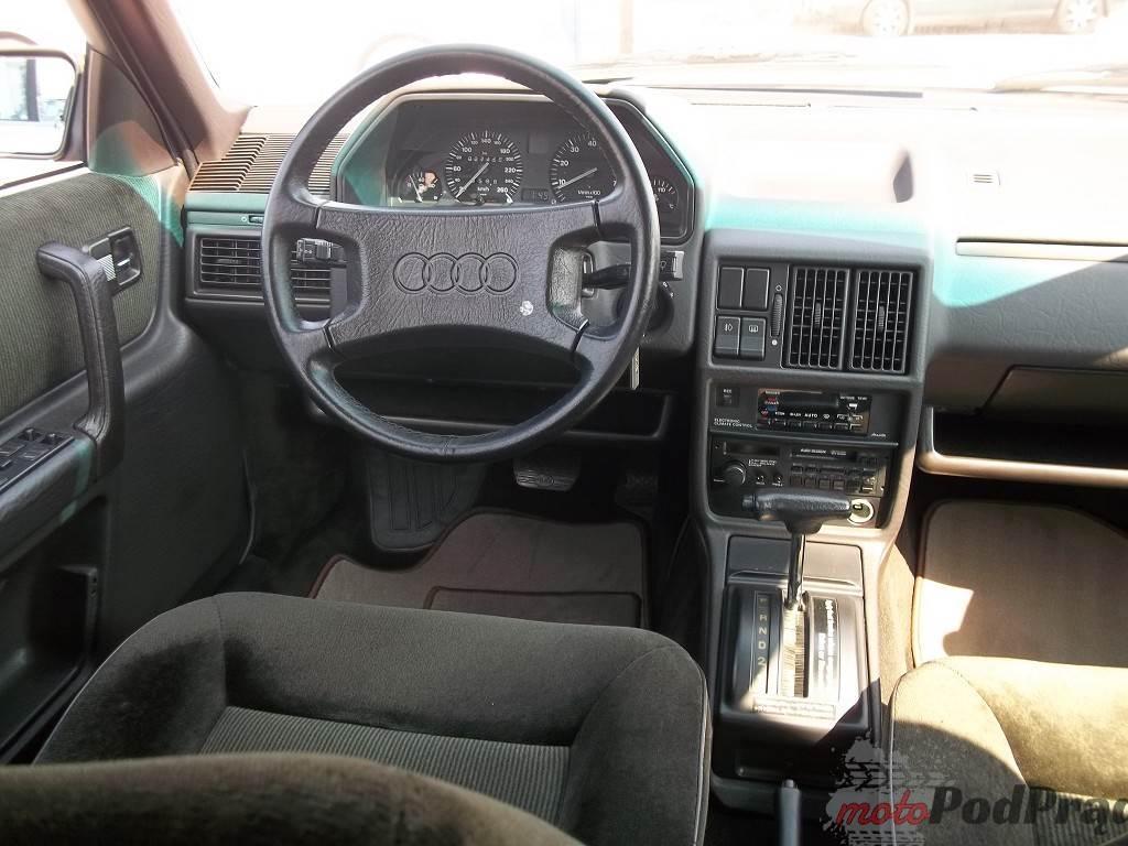293 [Znalezione] Audi 100 C3 Turbo