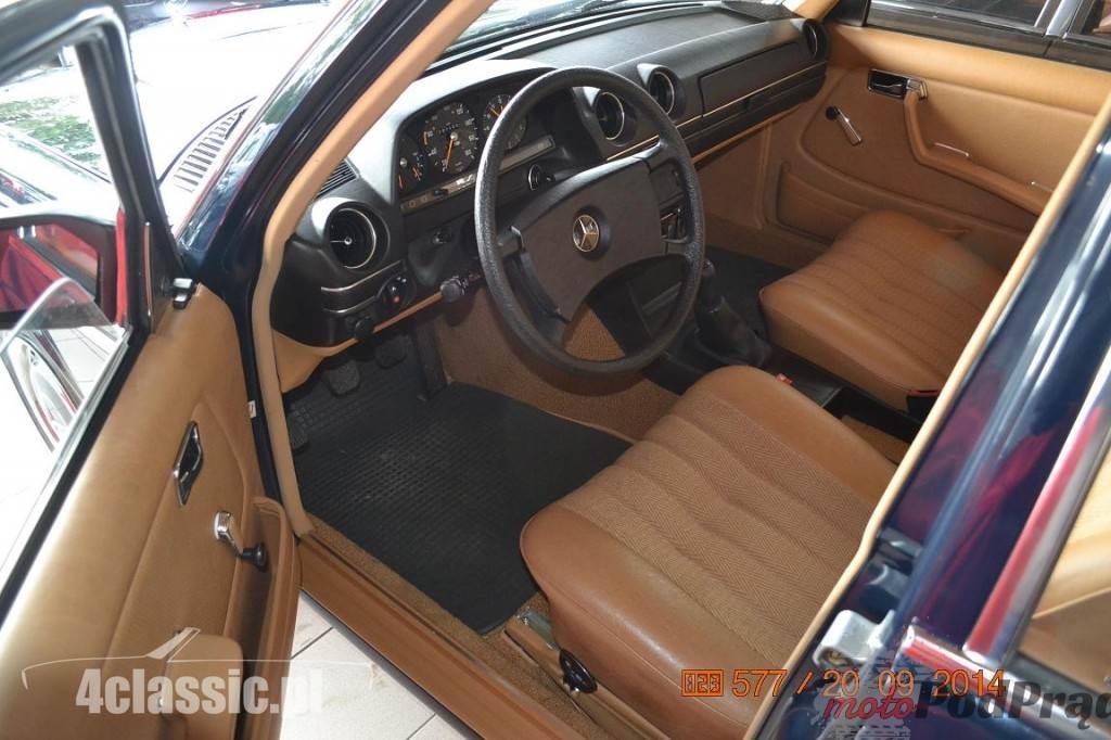 299 Znalezione: Mercedes W123 300D – nowy!!!