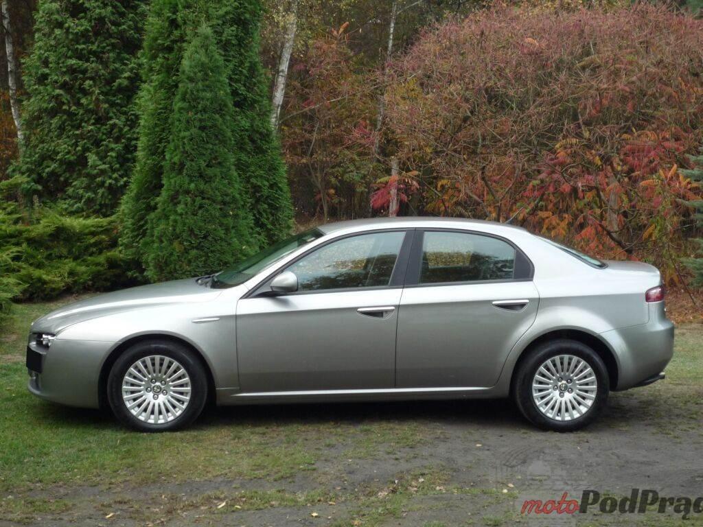 3113 Znalezione: Alfa Romeo 159 1.9 JTDM