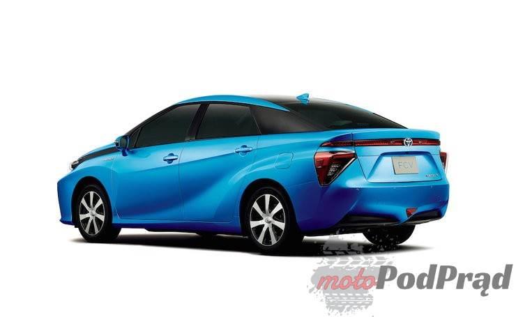 354 Toyota z napędem wodorowym już w 2015 roku!
