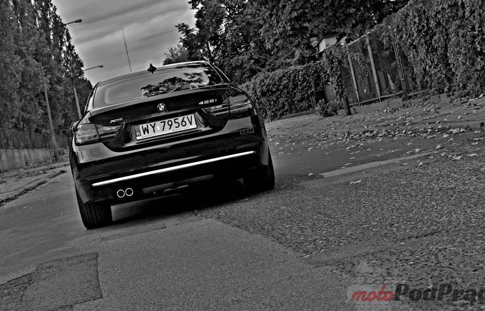 393 Błogi stan spokoju   test BMW 428ix Gran Coupe