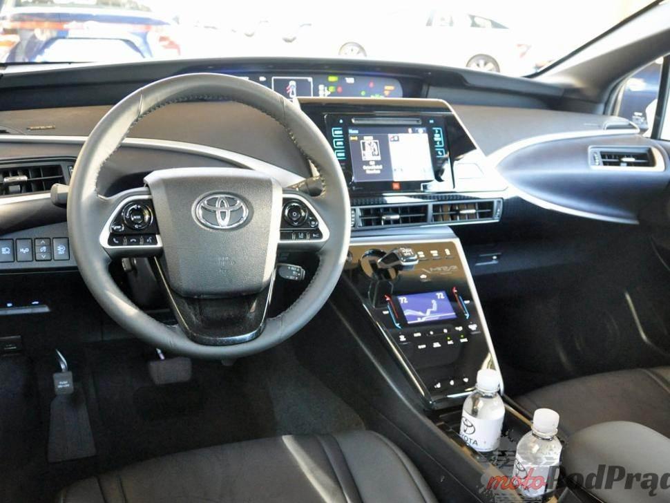 4116 Toyota Mirai – mała elektrownia na kołach