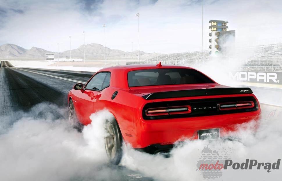 429 Dodge Challenger SRT Hellcat   jest moc!