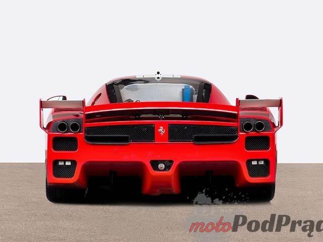 513812 Ferrari FXX z autografem Schumachera na sprzedaż