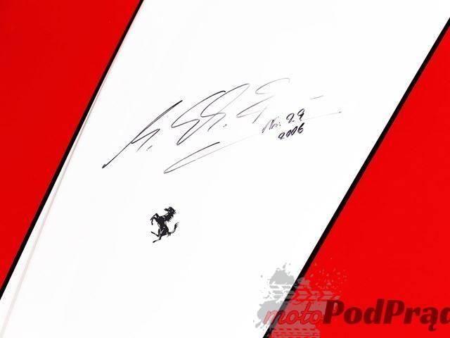 513819 Ferrari FXX z autografem Schumachera na sprzedaż