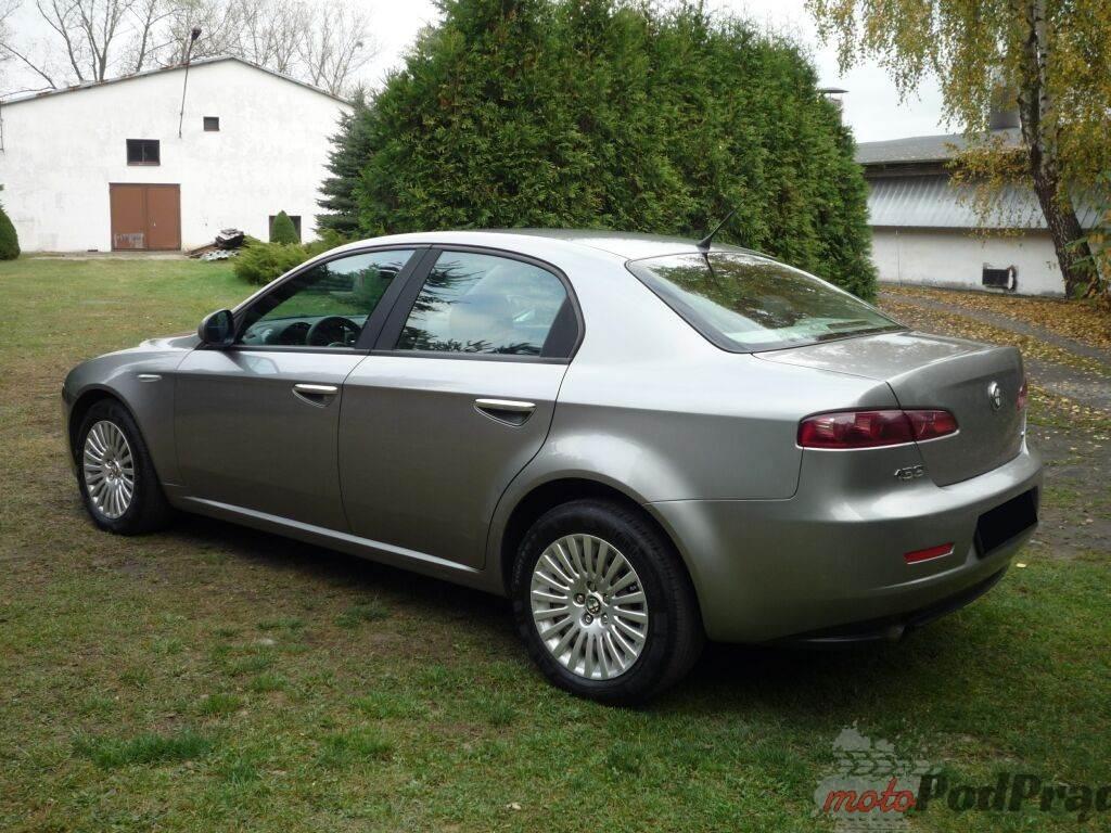 576 Znalezione: Alfa Romeo 159 1.9 JTDM