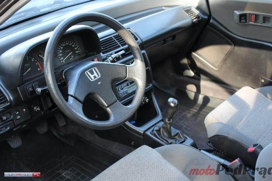 671 [Znalezione] Honda Civic dla tych, co nie lubią JDM