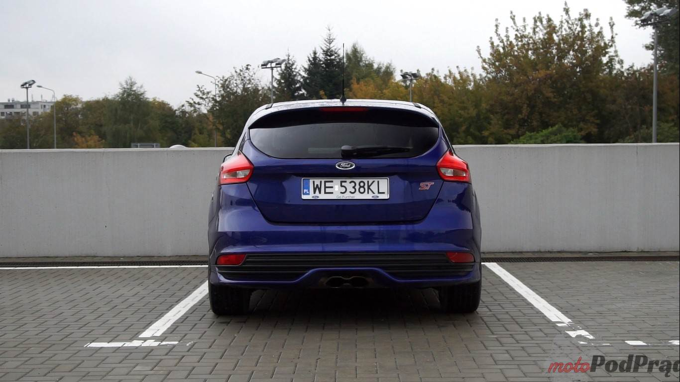 794 Test: Ford Focus ST 250 KM