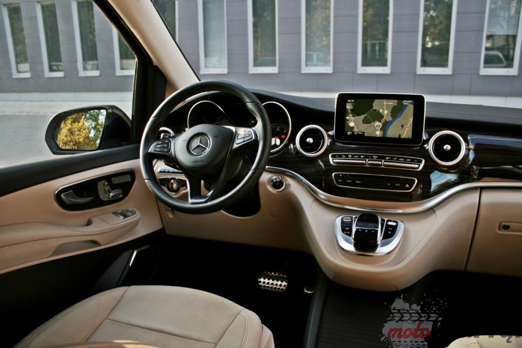 8 1024x683 Test: Mercedes Klasy V 250 BlueTEC 190KM