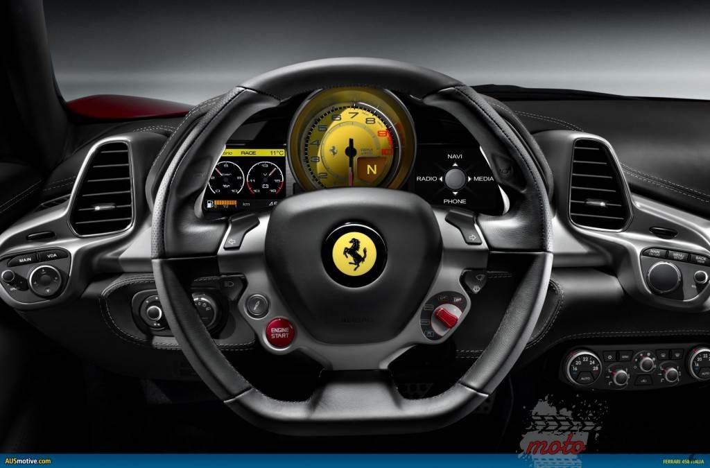 847 1024x675 Ferrari 458   ciągle w formie