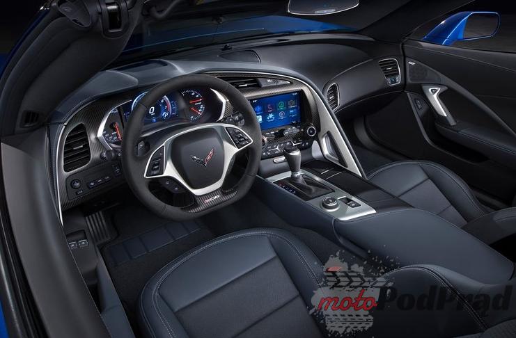 8SMY50U Najmocniejsza Corvette Convertible
