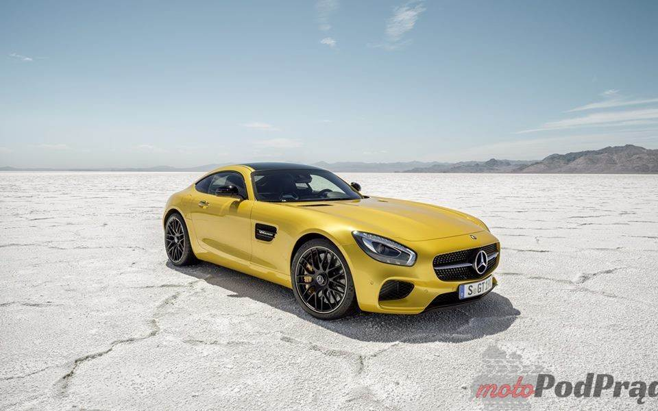 AMG 2 Hej, czy nie wiecie Mercedes AMG GT jest już na świecie!