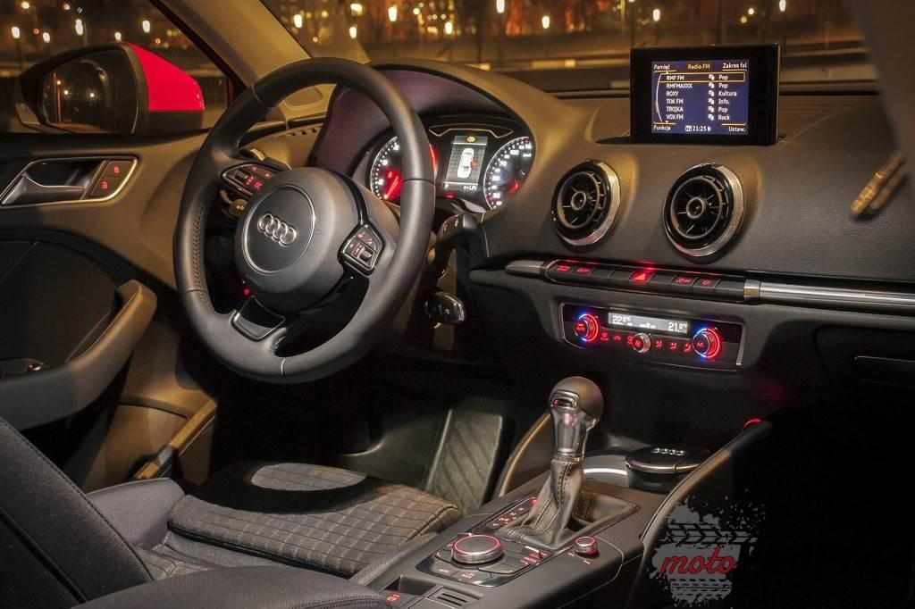 Audi A3 Limusine w 1024x682 Dziecko Chin