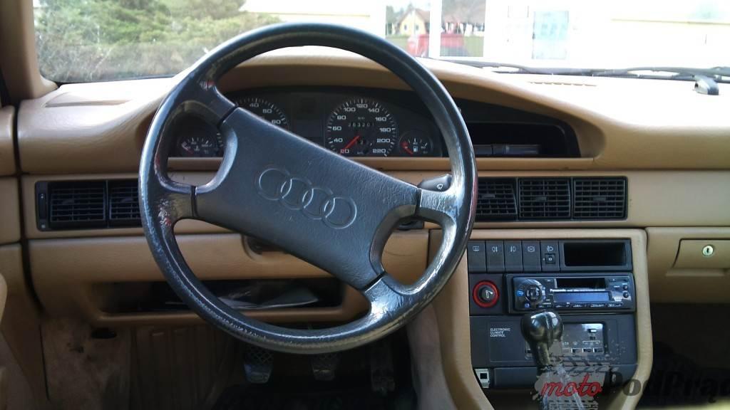 Audi 100 typ 44 1024x576 Znalezione: Audi 100 C3 Turbo