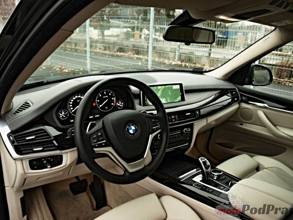 B182735 1024x768 Test: BMW X5 xDrive 40d