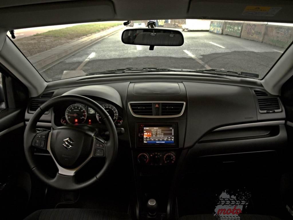 B192841 1024x768 Test: Suzuki Swift 1.2 VVT