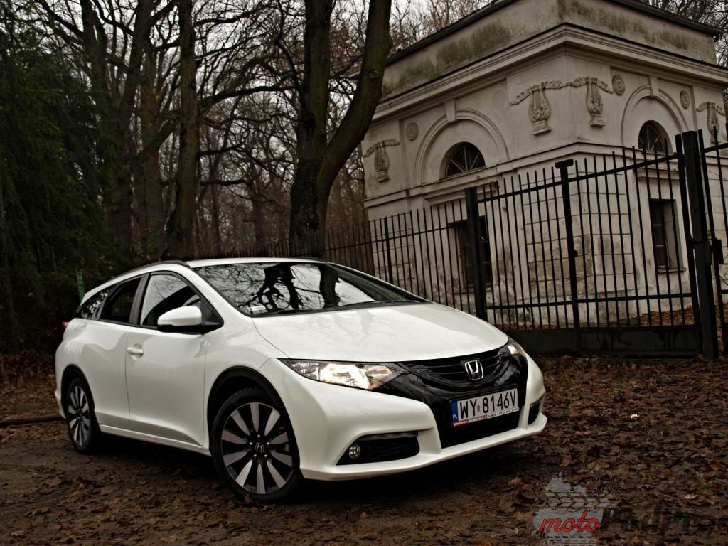 B262974 1024x768 Test: Honda Civic Tourer 1.8 i VTEC