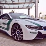 BMW i8 150x150 Radiowozy w Dubaju
