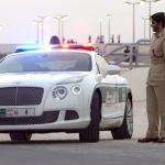 Bentley Continental GT 150x150 Radiowozy w Dubaju