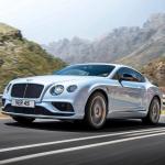 Bentley Continental GT V8 150x150