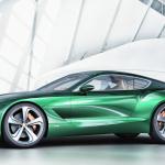 Bentley EXP 10 Speed 6 Concept 150x150