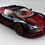 Bugatti Veyron Grand Sport Vitesse La Finale 150x150