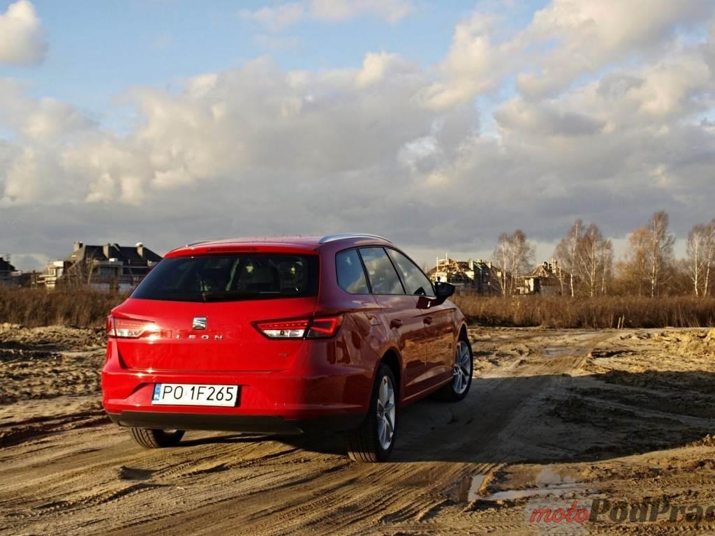 C203098 1024x768 Test: Seat Leon ST 2.0 TDI 150 KM Style DSG
