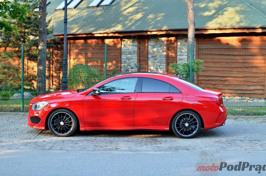 CLA 18 1024x678 Test: Mercedes CLA 250 4Matic
