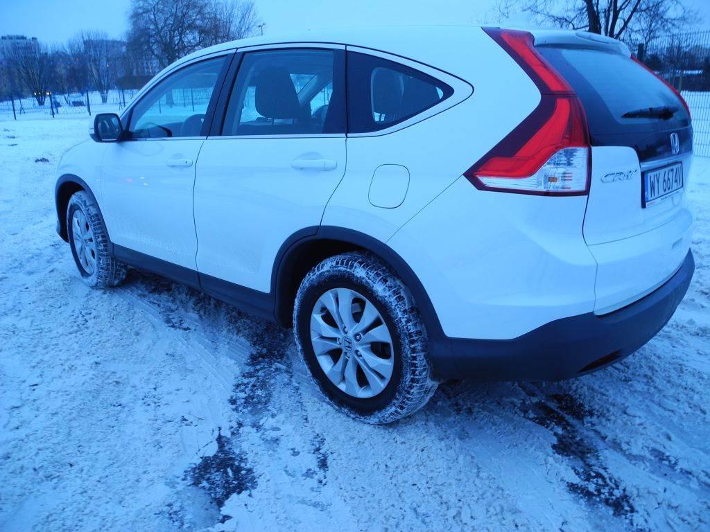 CRV 30 Test: Honda CR V 1.6 i DTEC