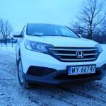 CRV 34 150x150 Test: Honda CR V 1.6 i DTEC