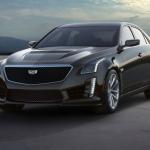 Cadillac CTS V 150x150 [GALERIA] Co dzieje się w Detroit na NAIAS ?