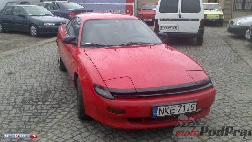 Celica 1 Motoryzacyjna taniość   auta do 2 tys. zł