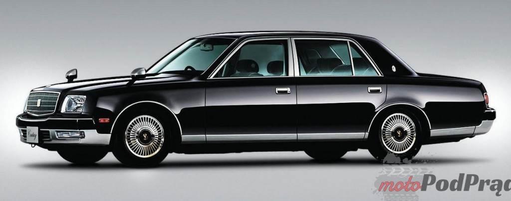 Century 3 1024x404 Niedostępne w Polsce: Wspaniałe stulecie. Toyota Century
