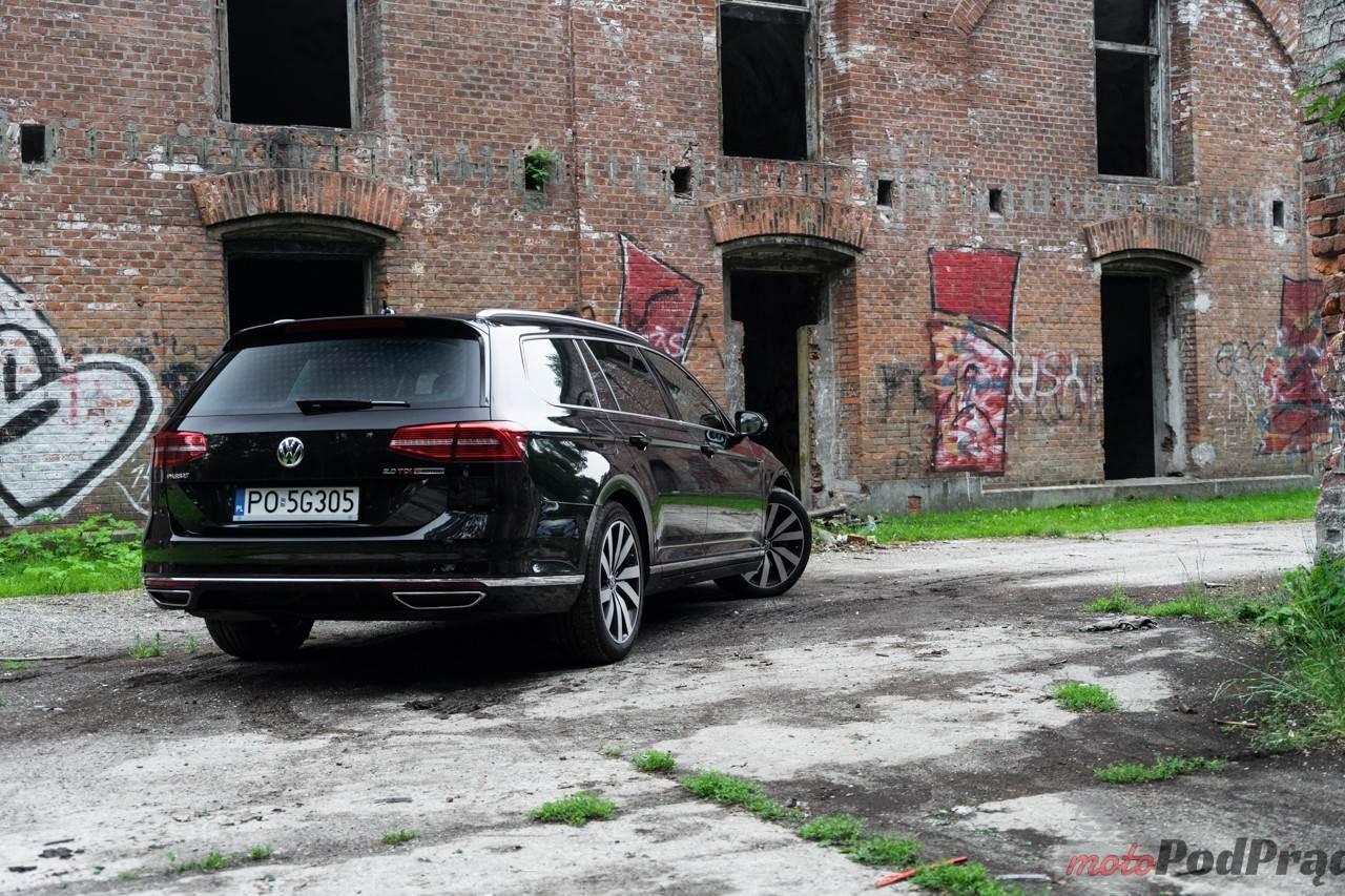 DSC00261 Test: Volkswagen Passat Variant 2.0 BiTDI